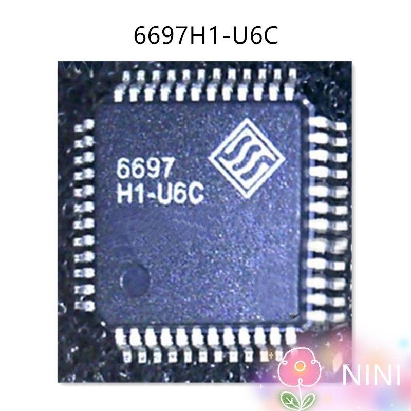 6697H1-U6C 6697 QFP 100% New Original