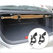 Umbrella Holder Clip Hook Car Rear Trunk Mounting Bracket For Volkswagen Polo Passat B5 B6 B7 B8 CC GOLF 4 5 6 Vento Arteon