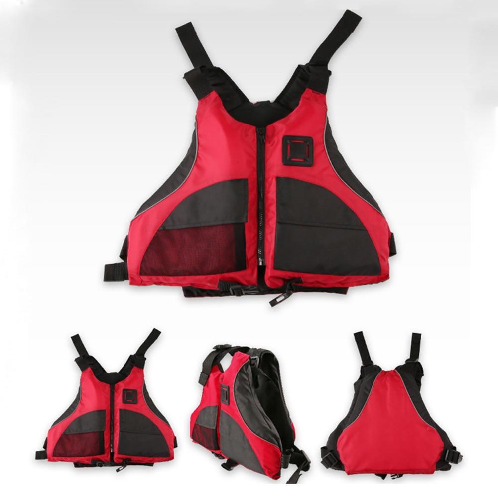 Спасательные жилеты для взрослых и детей, плавучие жилеты, для рыбалки, плавания, каякинга, серфинга и рафтинга, профессиональный спасатель...