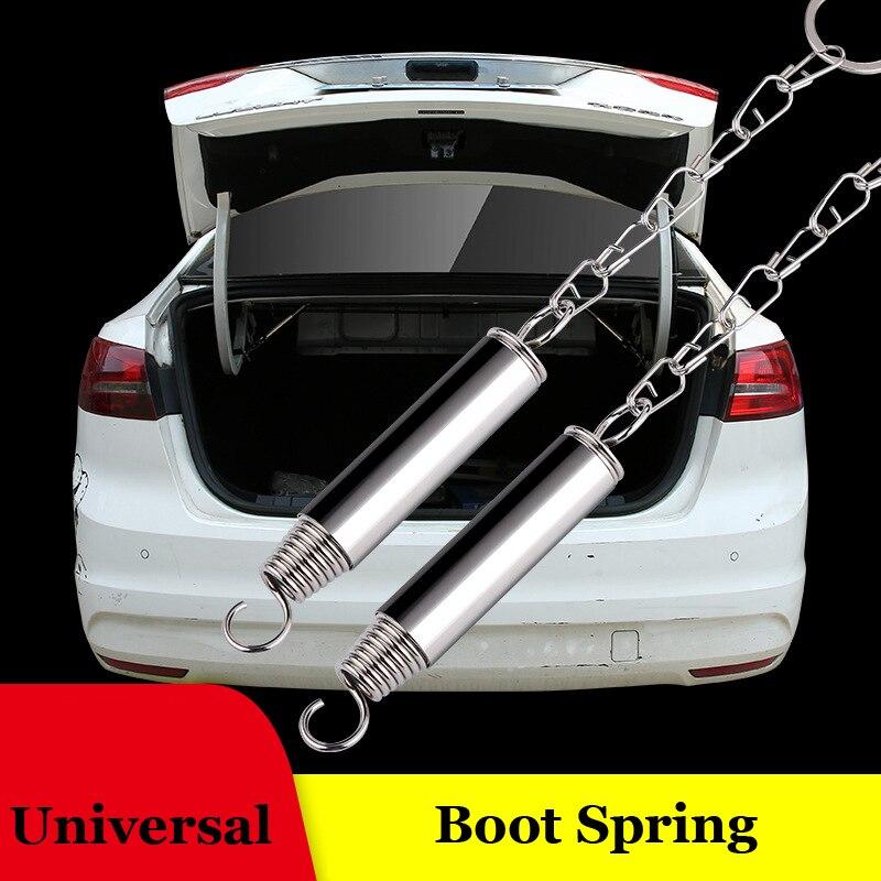 Couvercle de Coffre de voiture Printemps Chaussure Ajustable Van Couvercle De Levage Ressort Automatiquement Ouvert Universel Auto Accessoires Pièces De Véhicules
