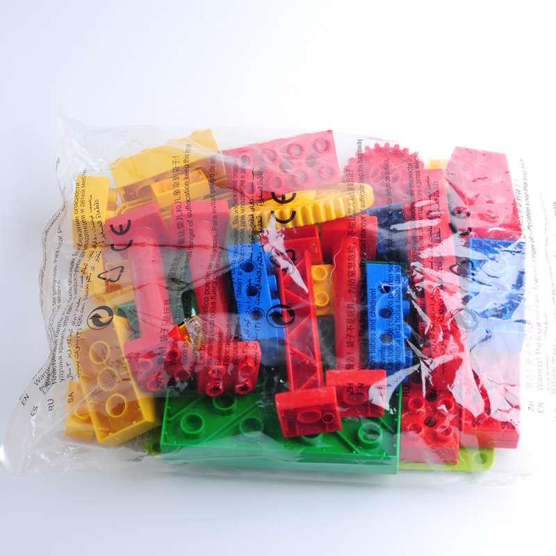 102PCS Building Blocks DIY Educational Institutions Stem Robot Science Technology Set QL6020 Compatible with Lego 9656 Kit enlarge