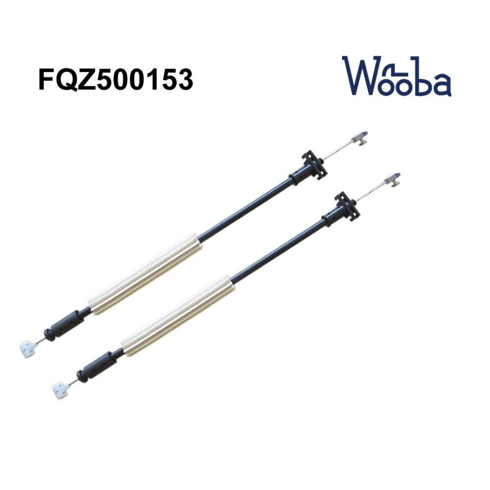 Par (2) Exterior liberador de puerta Cable de Control para 2006-2013 LR...