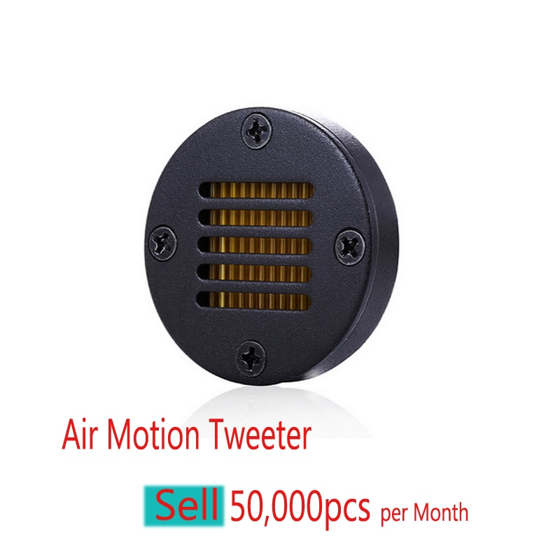 Brand New  Car Audio Air Motion Transformer 4 ohm Tweeter Speaker Hifi Hi End Treble Tweeters Sets Accessories