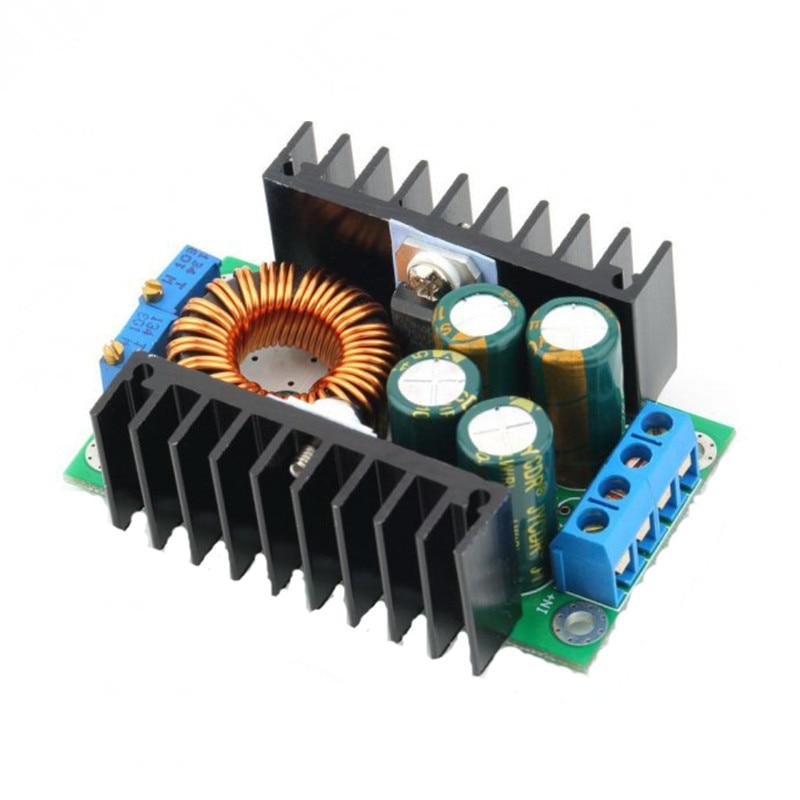 300 w xl4016 DC-DC step down reguladores de tensão 220 v módulo conversor 5-40 v a 1.2-35 v max 9a dc fonte de alimentação ajustável