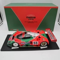 tsm 112 scale mazda 787b 55 le mans 24hrs winner ltd 999 1991 tsm 151201 resin car models collection gifts