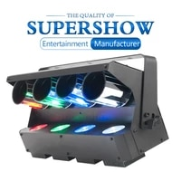 led rgbw 4in1 roller scanning light dmx control stage effect lighting for party nightclub