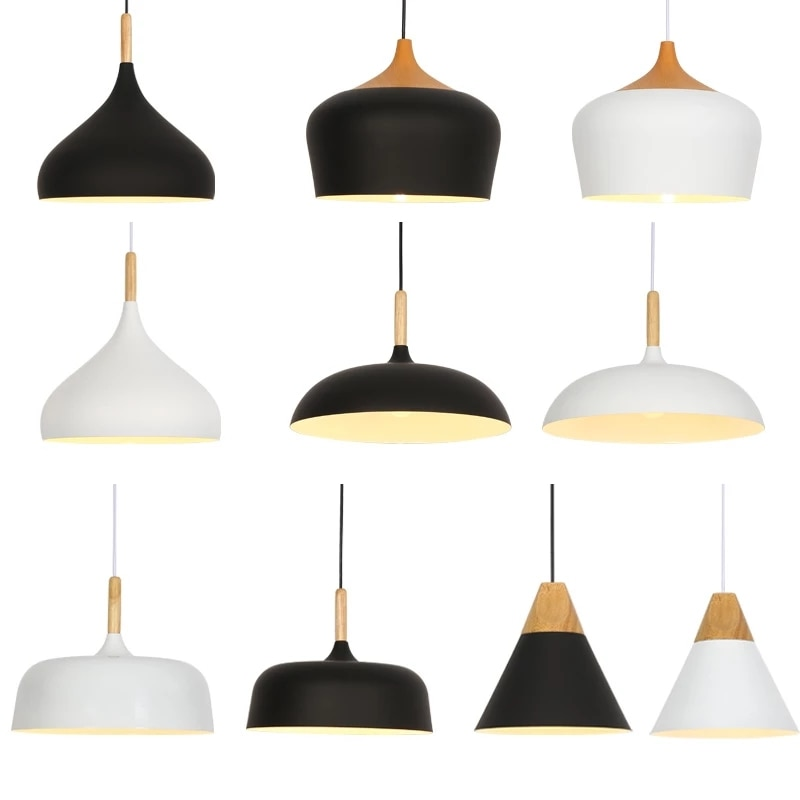 european arts sunflower stained glass e27 ancient tiffany pendant lamp light for bar coffee shop restaurant hanging lights pl548 Nordic Pendant Lights E27 Pendant Lamp Light Fixtures Bar Cafe Restaurant for decor Loft Wood Aluminum Lampshade Hanging Lights