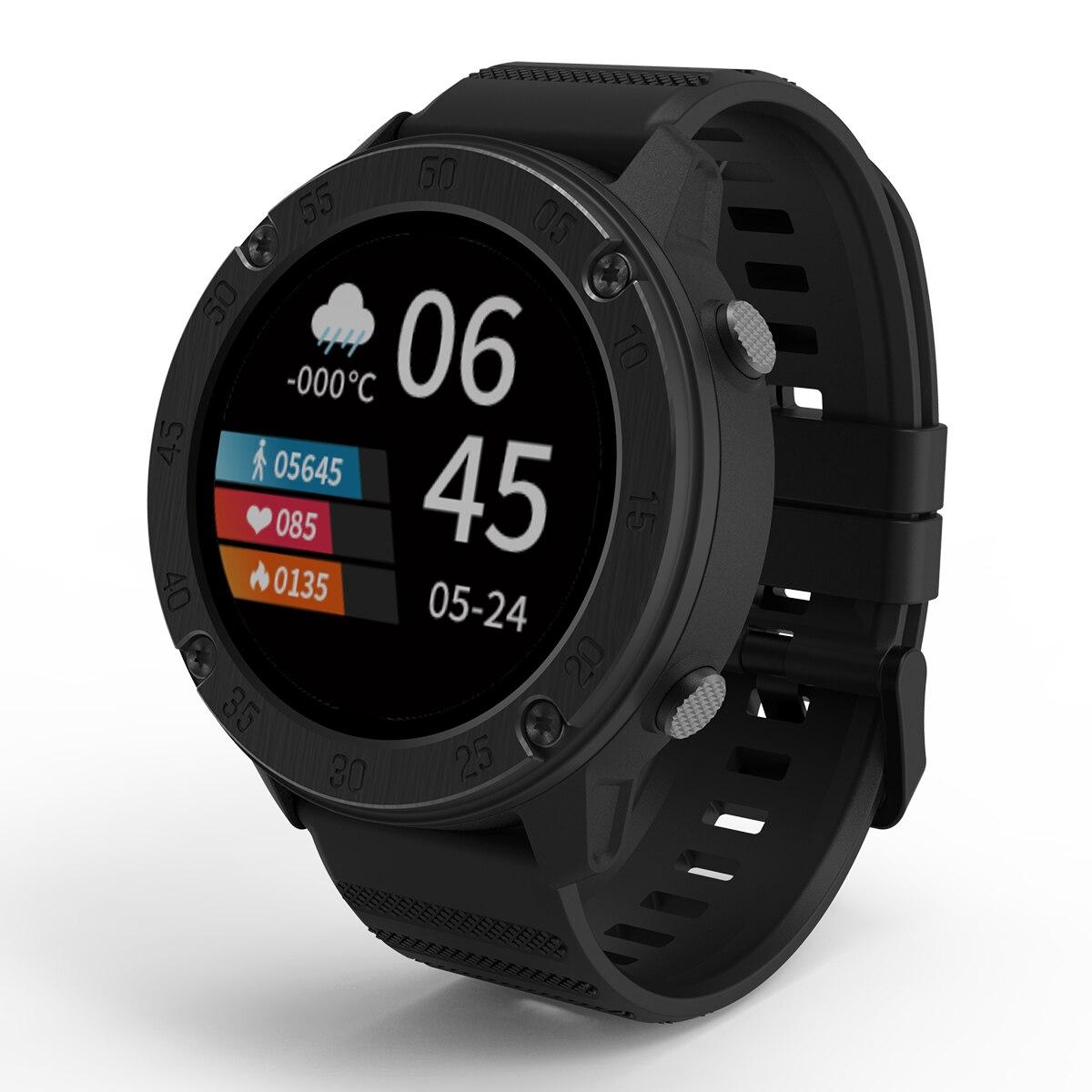 Blackview X5 SmartWatch IP68 مقاوم للماء معدل ضربات القلب الرجال النساء 9 ساعة رياضية النوم/جهاز تعقب للياقة البدنية للهاتف IOS و أندرويد