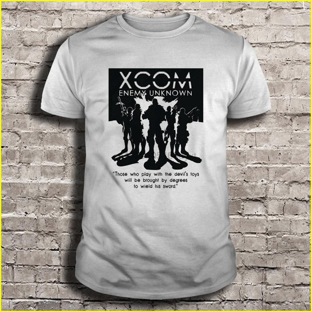 Camiseta para hombre XCOM Enger Unknown para mujer