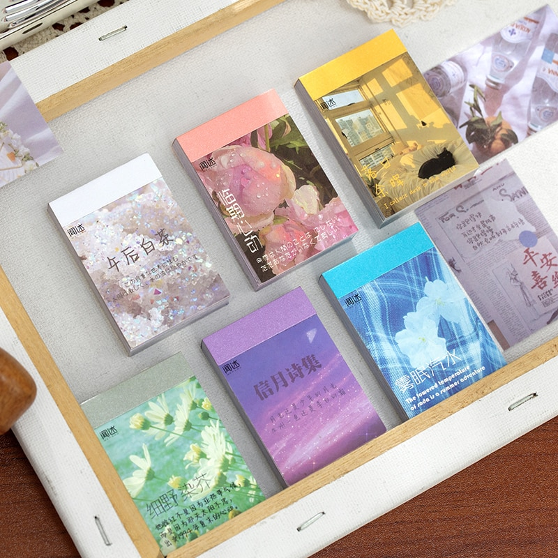 50-pz-pacco-ig-style-memo-pad-kawaii-sticky-notes-appunti-appunti-scrapbook-decorazione-note-per-diario-album-decoration