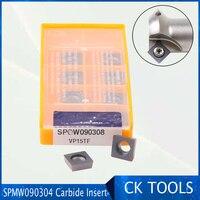 45 degrees internal and external chamfering tool rod diameter spmw090304 blade