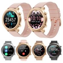 FIOMI Fashion Smart Watch Women Bluetooth Call Custom Dial Touch Waterproof Men Smartwatch For Andro
