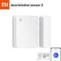 Xiaomi Mijia     capteur douverture fermeture douverture fermeture de porte fenetre intelligent  bluetooth 5 1  rappel douverture fermeture pour les heures supplementaires  nouveaute