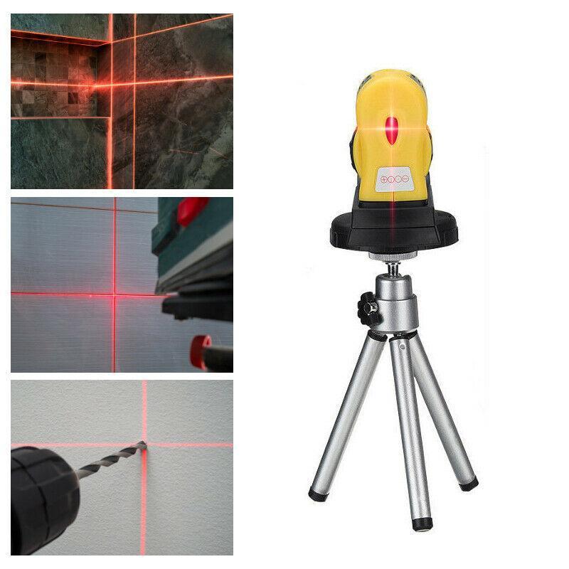 3D Laser Level Self-Leveling Measuring Analysis Tools Infrared Laser Level 360 Degrees Horizontal And Vertical Cross Laser Level