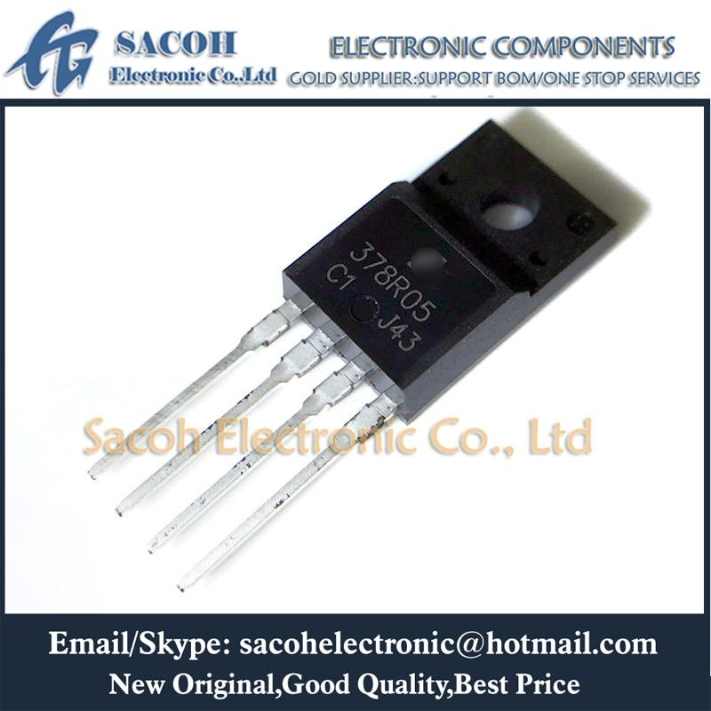 Free Shipping 10Pcs KA378R05TU KA378R05 378R05 or KA378R06 or KA378R33 KA378R12 KA378R12C TO-220F 4 Terminal Voltage Regulator