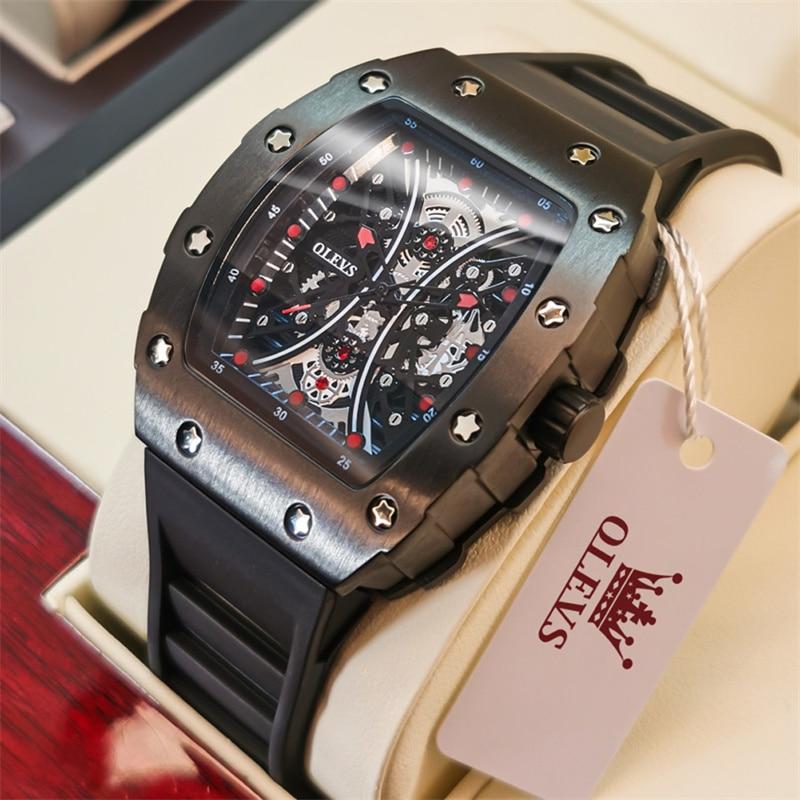 2021 New Men's Watch Top Brand Quality Mens Quartz Wristwatch classic analog clocks Luxury Quartz Wa