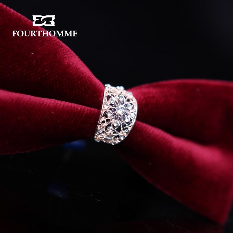 High Quality 2020 New Velvet Bow Ties Men Noble Diamond Designers Brand Butterfly Bowties Shiny Romantic Wedding Bow Tie