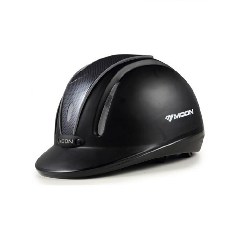 Horse Riding Helmet For Men Women Adult Equestrian Horseback Safety Cap Hat Helmet Horse Rider Head Body Protective Equipment vented western riding helmet safety low profile equestrian headwear plasic horse helmet sports safety accessory protecting head
