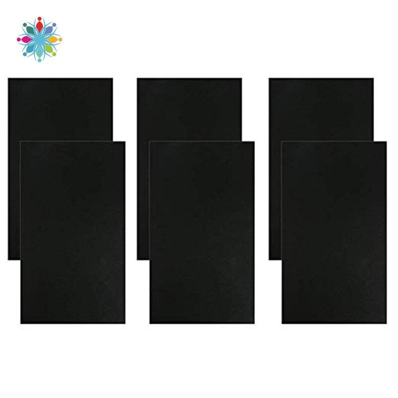 6 uds sofá de cuero PU telas auto arreglo adhesivo bonificaciones Imitación Piel trasera desde el Parche de goma pegajoso cuero CS