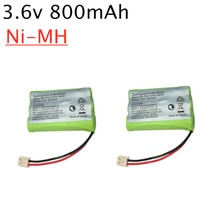 3.6V 800mAh akumulator NiMH dla Motorola SD-7501 v-tech 89-1323-00-00 AT & T Lucent 27910 bezprzewodowy telefon domowy akumulator