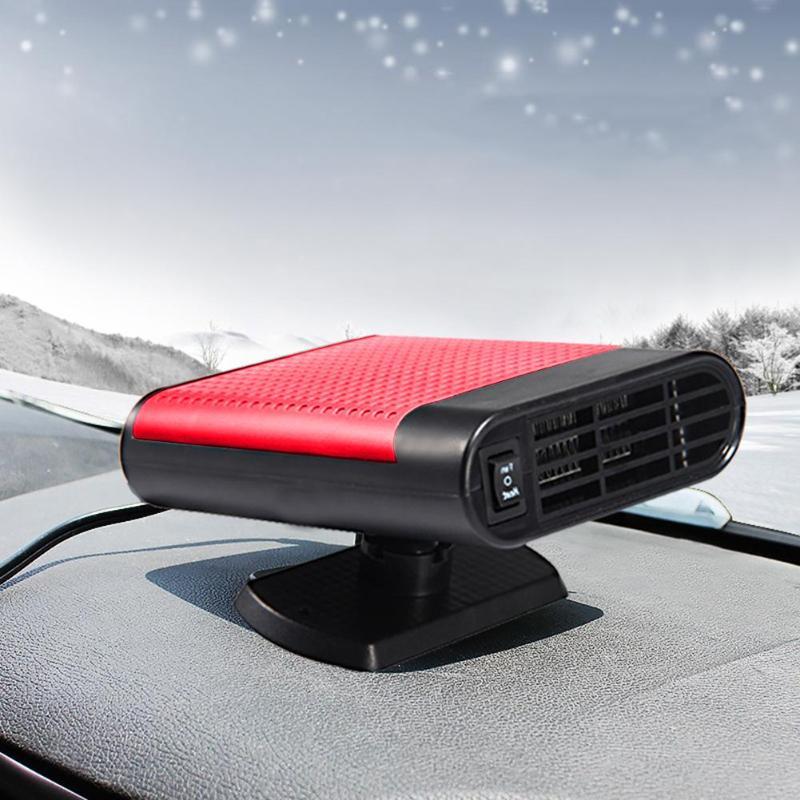 Автомобильный Электрический обогреватель 12 В/24 В, обогревающий охлаждающий вентилятор, зимний автомобильный обогреватель воздуха в салоне...