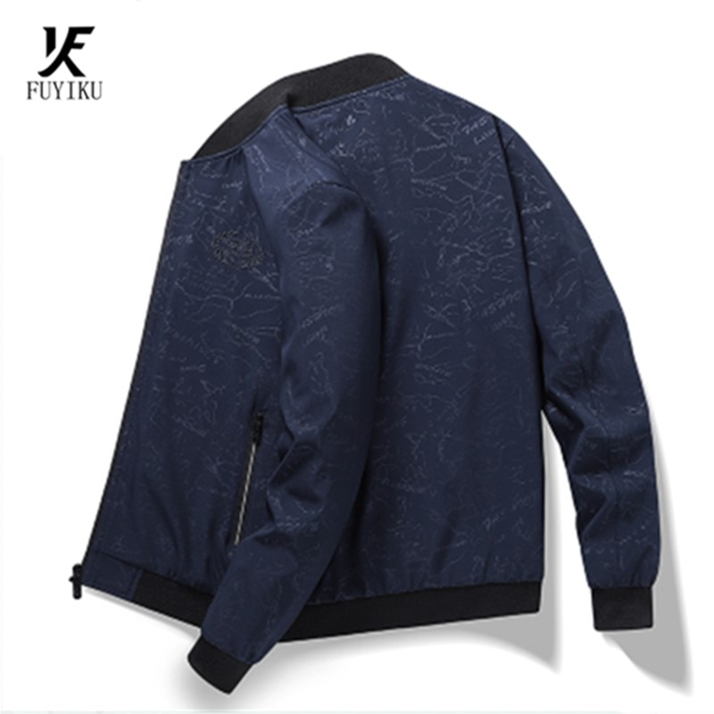 Chaqueta de movimiento informal de talla grande M-8XL 9XL para hombre, ropa de abrigo para primavera y otoño, chaquetas y abrigos para hombre, chaqueta de marca para hombre
