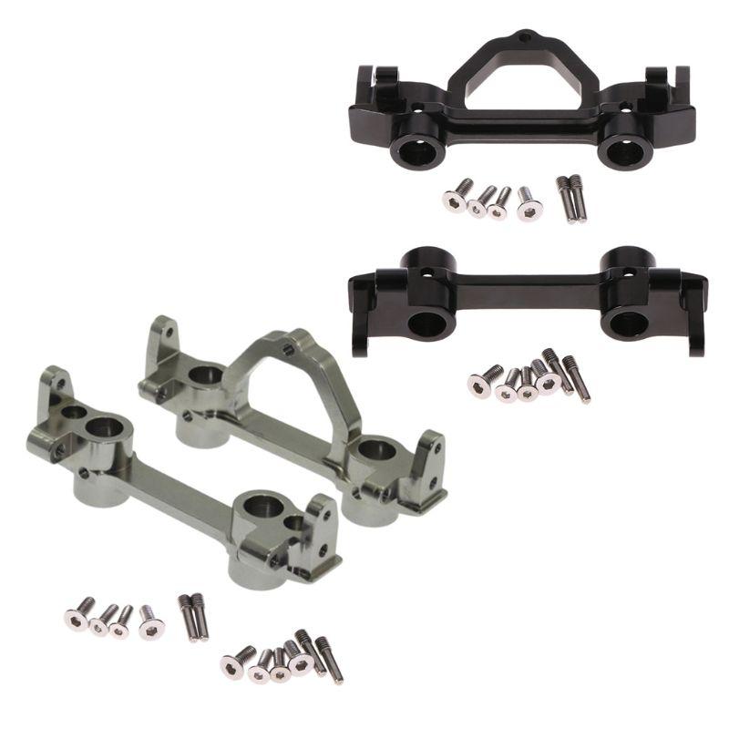 Metal Front & Rear Bumper Mount For 1/10 Axial Scx10 Crawler SCX0026 90022 90035 203E enlarge
