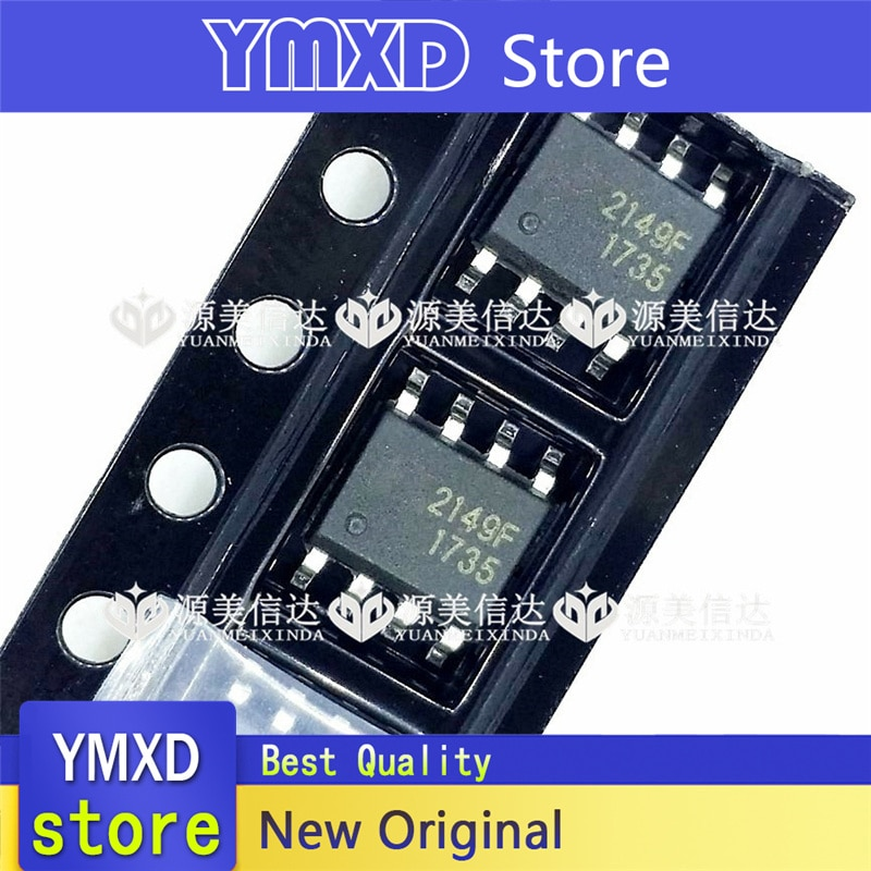 10pcs/lot New Original ME2149FSG ME2149F SOP8 mobile power boost chip 2149F patch In Stock