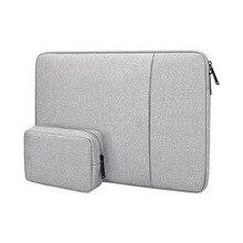 Sac dordinateur portable pour Macbook Air Pro Retina 12 13 14 15 15.6 pouces porte-documents housse housse de tablette pour Xiaomi Air HP Dell sac à main