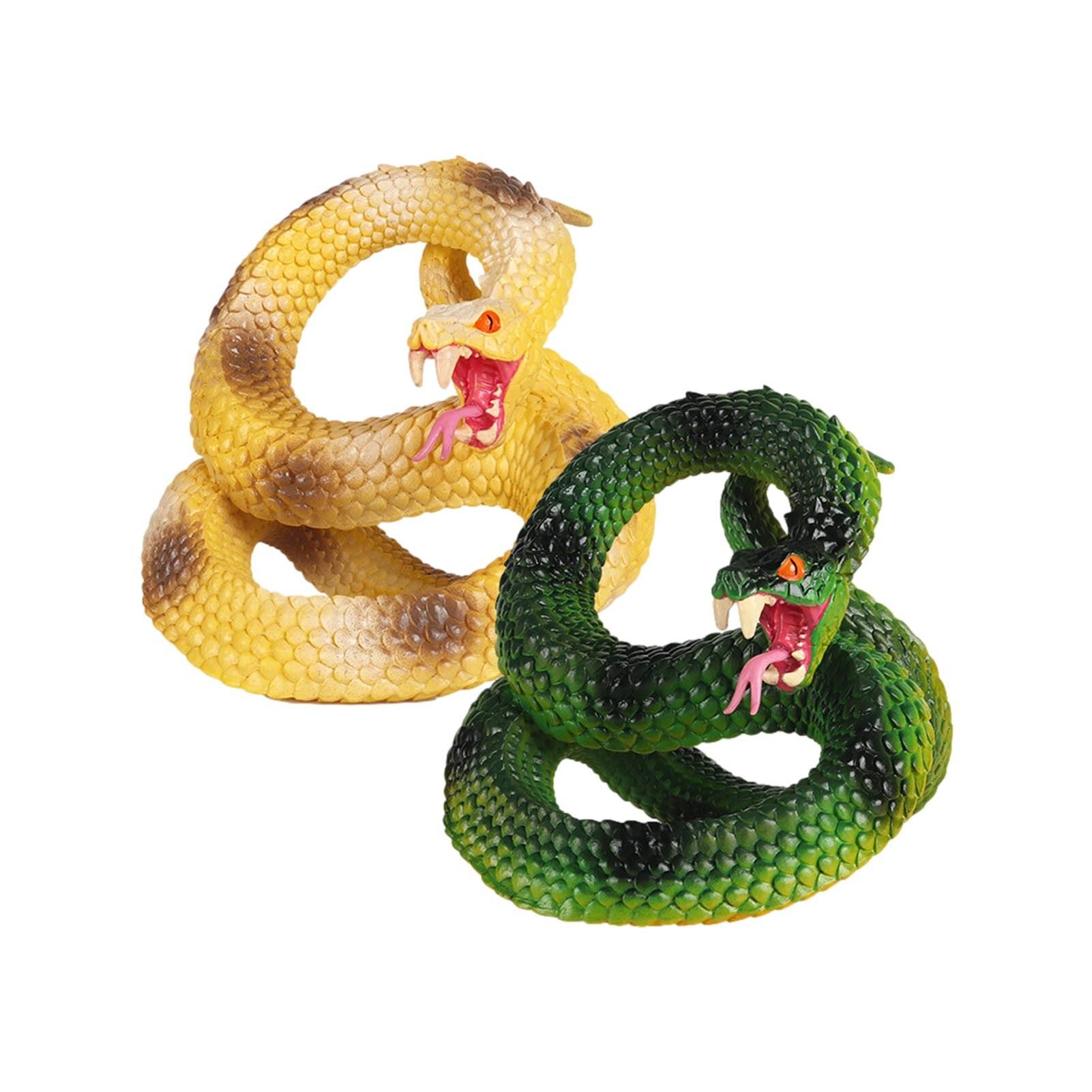 Реалистичная имитация искусственной змеи, змея, игрушка, реквизит для сада, шутка, розыгрыш, подарок, новинка и розыгрыш, игра, шутки, игрушка...