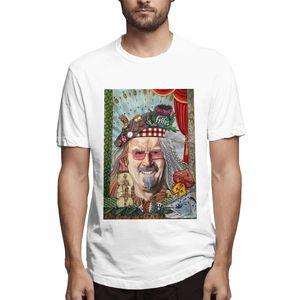 Billy The Drifter Billy Connolly Men's Fashion Tees Short Sleeve Round Collar T-Shirt Pure Cotton 2021 New Arrival Men's clothes