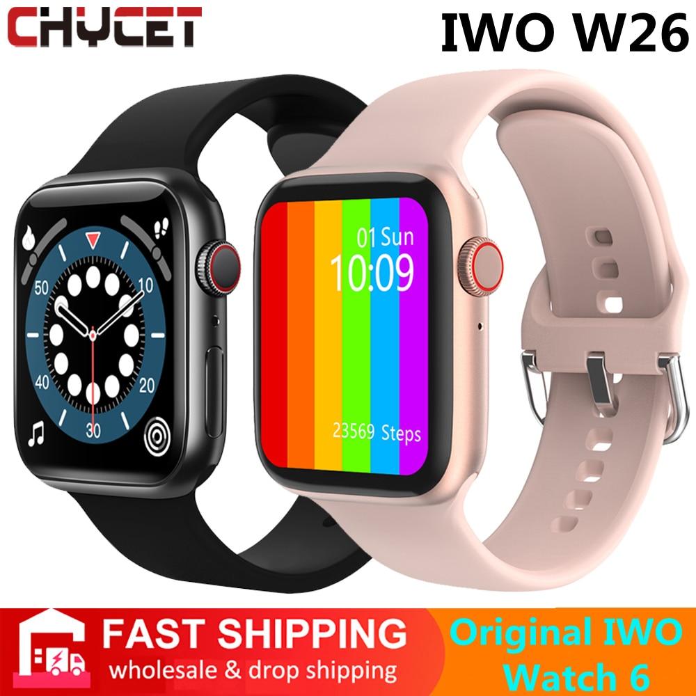 CHYCET 2021 Smart Watch Men Women Play Music Fitness Tracker Heart Rate/Blood Pressure Monitor Sport