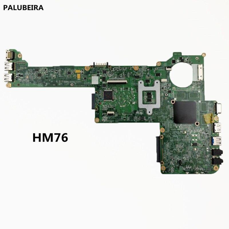 PALUBEIRA L840 C845 placa base para portátil para Toshiba Satellite HM76 DDR3 A000174120 DABY3CMB8E0 placa base probado perfecto