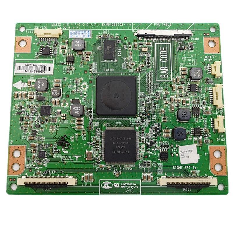 Original T-con LG55LM8600-CE logic board EAX64583702-1.0 screen LC550EUH