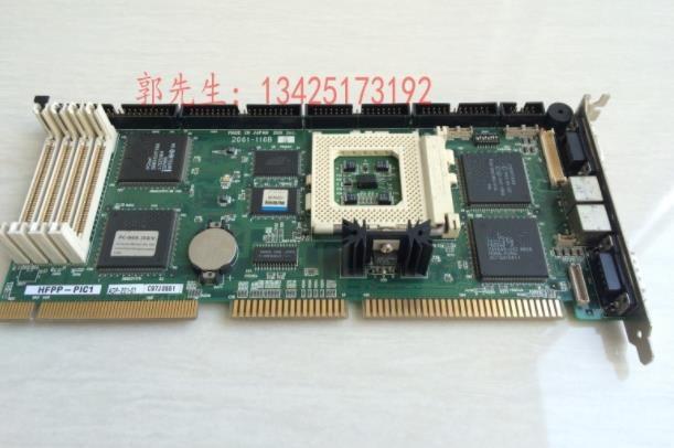 Teste de Alta Qualidade Industrial Computador Placa-mãe Equipamento Hfpp-pic1 2001-110b Condição Nova 100%