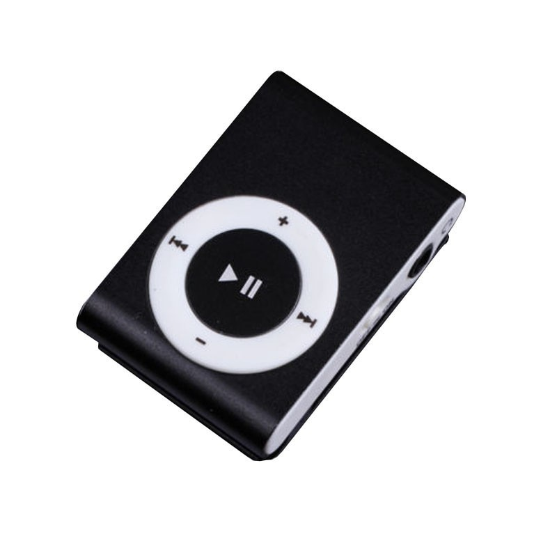 1-8GB Support Micro SD TF Mini Clip Metal USB MP3 Music Media Player Noise Isolating MP3 Music Player Music Electronic Player