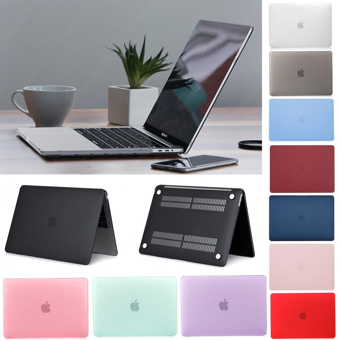 حافظة كمبيوتر محمول ، حافظة لجهاز Macbook 2020 M1 ، شريحة Air13 A1466A1932A2179A2337 Touch ID /bar Air pro 11 12 13.3 15 16 بوصة A1706A2251A2289A2338