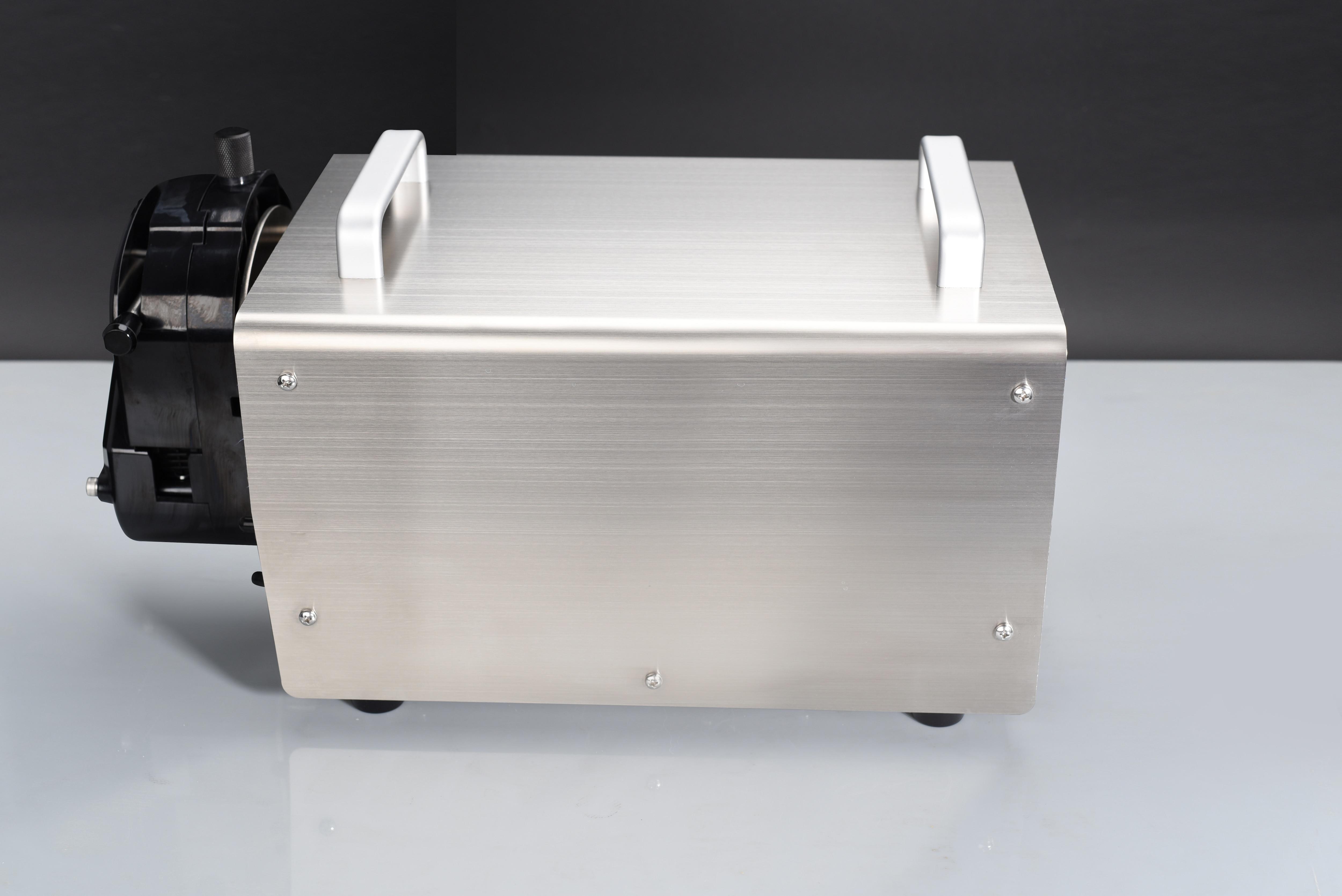 Industrial filling  peristaltic pump for liquid filling production line enlarge