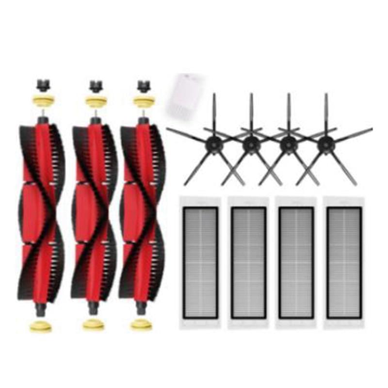 استبدال الملحقات ل شاومي ل Roborock S5 ماكس S50 S55 S6 S6 النقي مكنسة كهربائية أجزاء قابل للغسل فرشاة الرئيسية