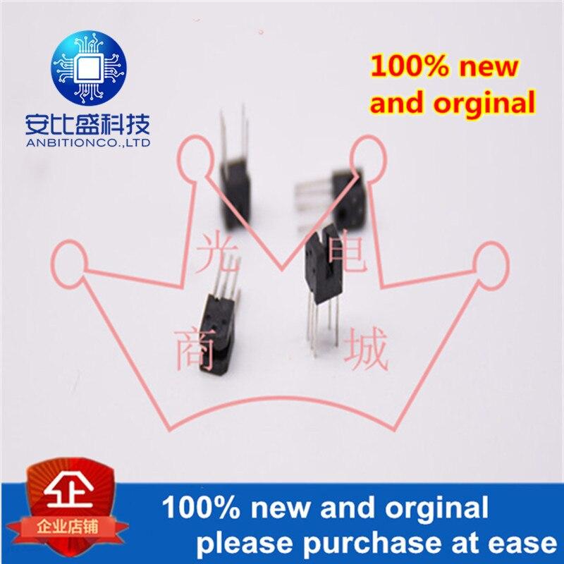 10 pçs 100% novo e original RPI-1133 photointerrupter tipo de molde de dupla camada em estoque