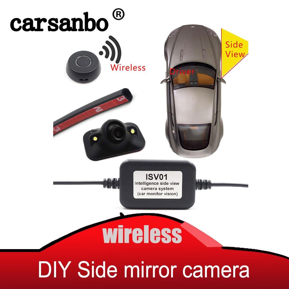Автомобильная камера «сделай сам», система слепых зон, мини-камера заднего вида, парковочная камера, система видео с автоматическим переклю...