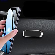 Soporte magnético Universal para teléfono móvil, soporte magnético portátil para automóvil, soporte para teléfono móvil para iPhone 11 / Pro Samsung