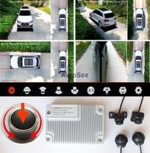 3D ключ Queen автомобиля 360 Камера свм со всех сторон мониторинга панорамная DVR 1080P с пробежки дистанционный пульт, можете заполнить номер лицензии
