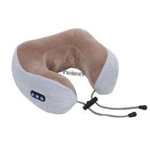 U Shape Electrical Shiatsu Back Neck Shoulder Body Massager Cordless Rechargeable Vibration Kneading Car Home Massage Tool