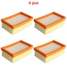 Filter Voor Karcher MV4 MV5 MV6 WD4 WD5 WD6 Nat En Droog Stofzuiger Onderdeel Nummer 2,863-005,0 lever Filter