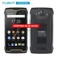 Cubot KingKong robuste Smartphone IP68 étanche 4400mAh grande batterie boussole + GPS 3G dual-sim Android 7.0 2GB RAM 16GB ROM MT6580