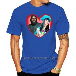 Roupa Para Camiseta Death Grips X Kero Kero Bonito 2021 Leisure Fashion T-shirt 100% Cotton