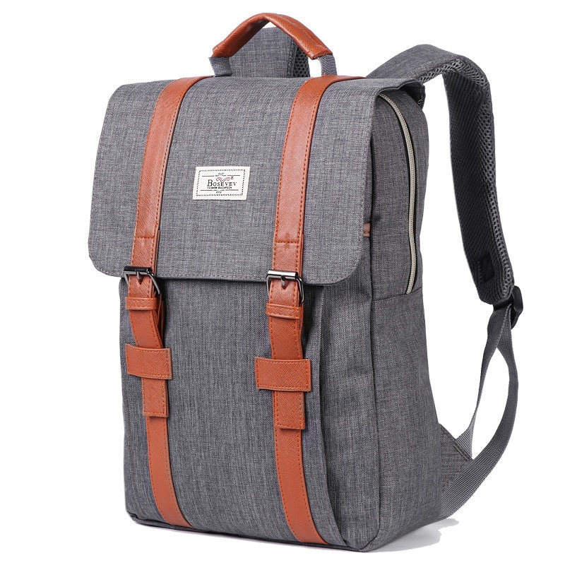 2021 Vintage الرجال النساء قماش حقائب مدرسية حقائب للمراهقين بنين بنات سعة كبيرة محمول على ظهره موضة الرجال على ظهره