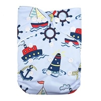 lilbit new baby washable cloth diaper cover cartoon animal adjustable nappy reusable diapers available 0 2years 3 13kg