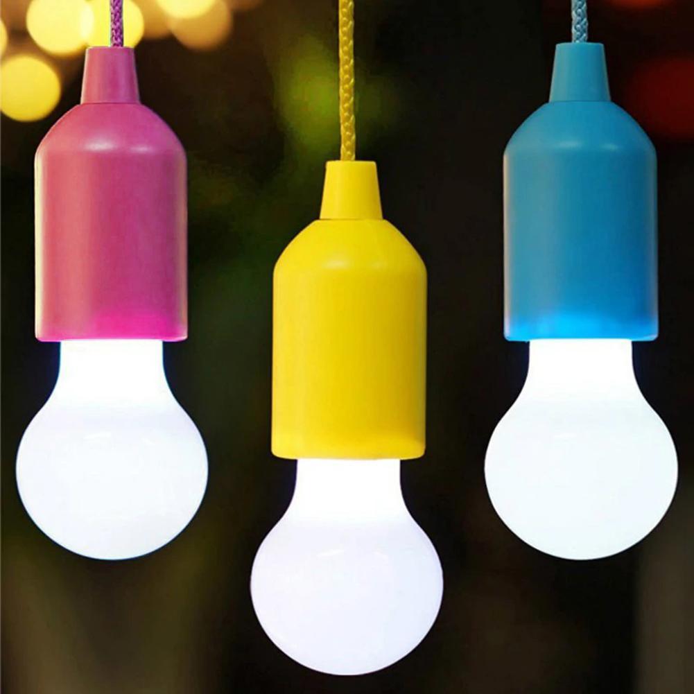 Luces colgantes para exteriores, lámpara para tienda de campaña, lámpara con cable alimentado por batería, lámpara colgante, lámpara de jardín, decoración del hogar